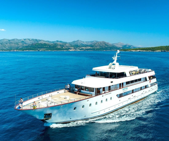 Croisieres for charter in Croatia